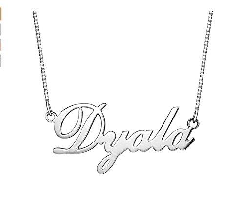 custom name necklace for men - 3