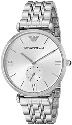 Emporio-Armani-Womens-AR1819-Retro-Silver-Watch