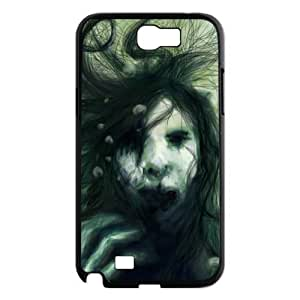 MEIMEIGhost The Unique Printing Art Custom Phone Case for Samsung Galaxy Note 2 N7100,diy cover case ygtg546710MEIMEI
