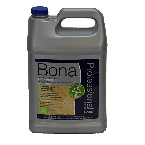 (Bona WM700018176 Cleaner, Pro Hardwood Concentrate Gallon)
