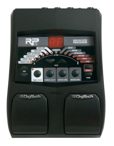 - DigiTech RP70 Guitar Multi-Effects Processor