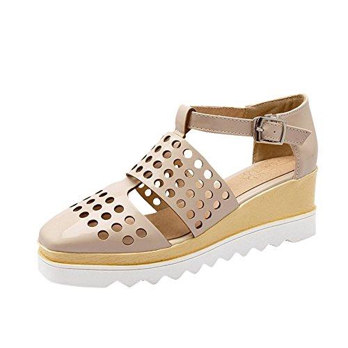 Latasa Square Toe Platform Sandals Fisherman product image