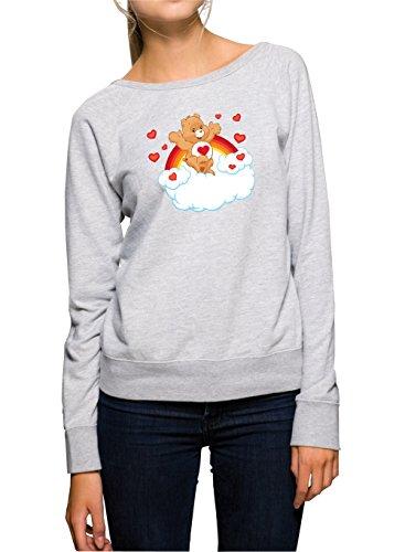 Heart Freak Grigio Sweater Bear Certified Girls nS845wRRWq