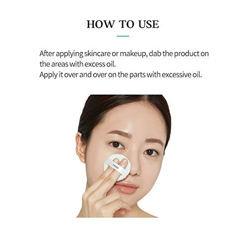 ETUDE HOUSE Zero Sebum Drying Powder - Oil Control No Sebum Powder with 80% Mineral, Makes Skin Downy 5