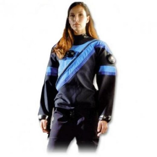 DUI FLX 50 / 50選択シリーズレディースScuba Diving Drysuit B00LU2MS8E