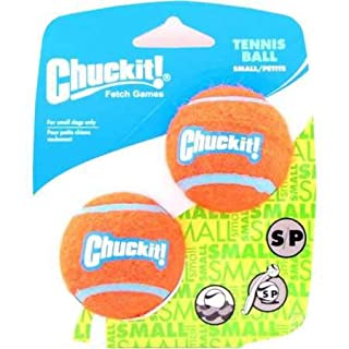 Chuckit Tennis Balls Small/Petite (2 Pack)