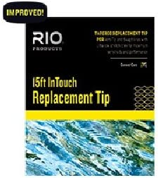 RIO Fly Fishing Fly Line 15 InTouch Replacement Tip 6 S3 Fishing Line