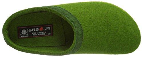 36 Mules Torben Chaussons Haflinger Vert Mixte adulte Grasgrün Grün w68gaxn