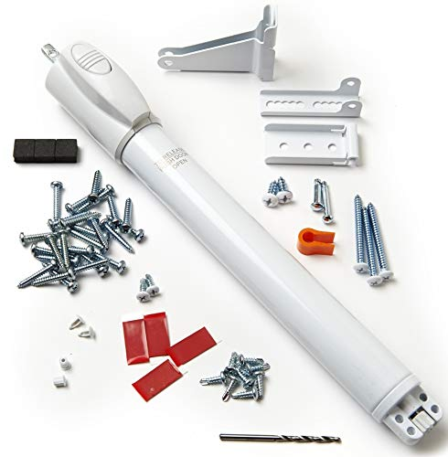 - Emco Storm Door Closer Kit in White Color