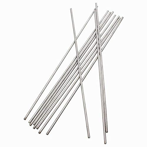250mmx3mmx1mm Stainless Steel Capillary Tube Stainless Pipe NEW