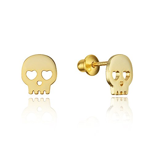 Plated Screwback Earrings Sterling Silver product image