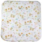 BONAMART ® 5 pcs Baby Gauze Muslin Squares Washcloth-100% cotton 31x31cm