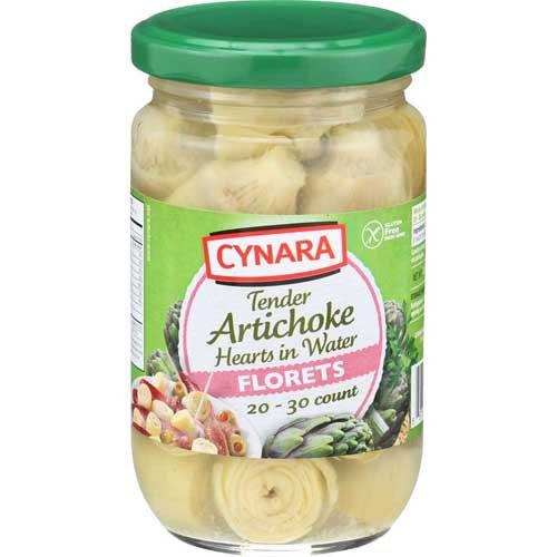 Cynara Artichoke (Cynara Florets Artichoke Hearts, 10.2 Ounce -- 6 per case.)