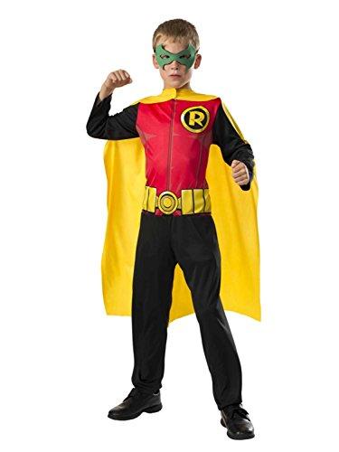 Batman – Robin Inf Costume, Multi-Colour (Rubies 620180-M)