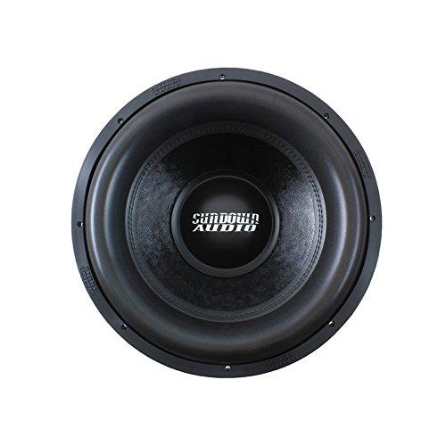 "X-15 V.2 D2 - Sundown Audio 15"" Dual 2-Ohm X V.2 Series Subwoofer"