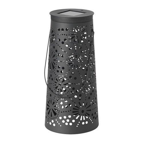 Ikea solvinden Solar lámpara de pie LED cónico Colección ...