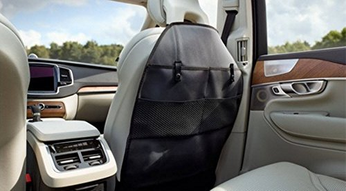 Child Seat Kick Guard and Organizer By Volvo