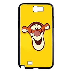 Samsung Galaxy Note 2 Black phone case Tigger YVD8900494