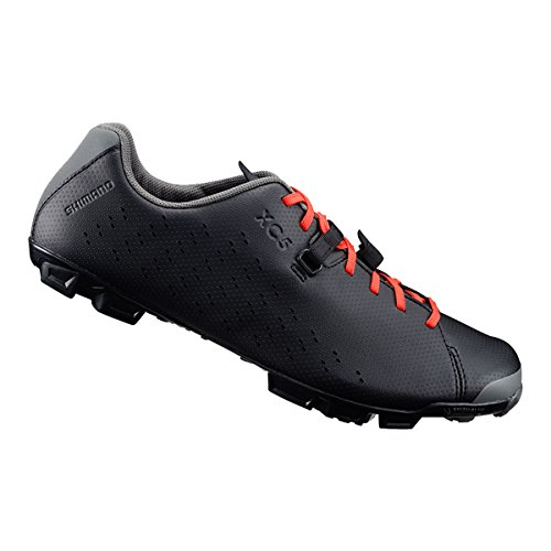 5303390ae0a Shimano SH-XC5 Mountain Bike Shoe - Men's Black, 43.0