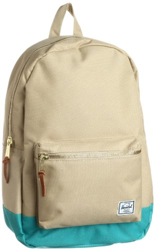 Herschel Supply Co. Settlement, Khaki/Teal, One Size