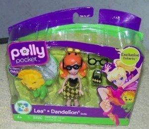 Polly Pocket CutantLea & Dandelion Doll