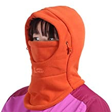 Children's Winter Windproof Thick Warm Face Cover Hat Balaclava Mask