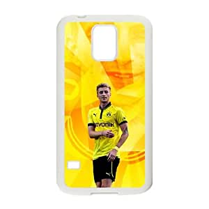 Samsung Galaxy S5 Cell Phone Case White Marco Reus Clear Phone Case Personalized XPDSUNTR20545