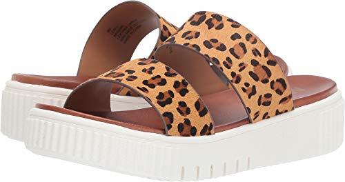 - MIA Women's Lexi-L Leopard Print 6 M US