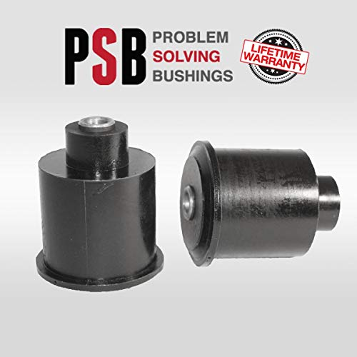 Rear Axle Beam Poly Bushings for: 05-13 Nissan Tida C11 06-13 Versa ()