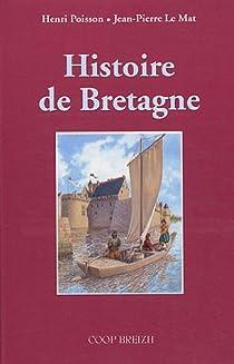 Histoire de Bretagne par Poisson
