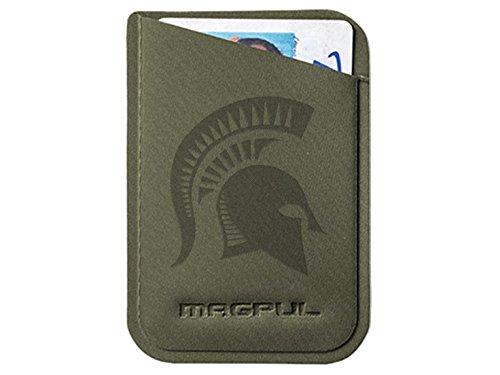 Magpul DAKA Micro Wallet MAG762 ODG Laser Engraved Spartan Helmet 4