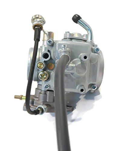 Gator parts CARBURETOR FOR YAMAHA GRIZZLY YFM660 YFM660 ATV CARB 2002 2003 2004 2005 2006 2007 2008 by Gator parts (Image #3)