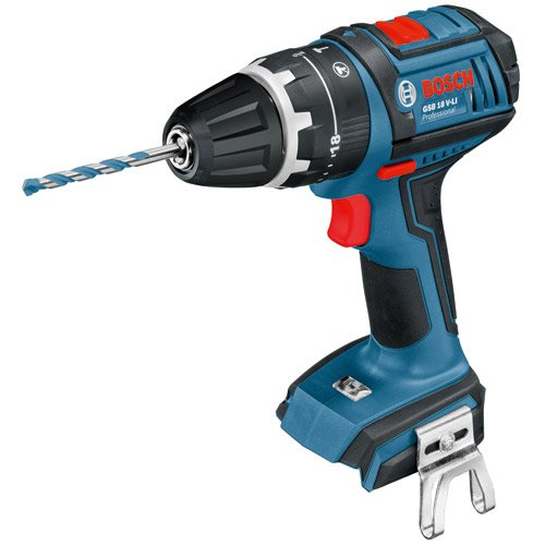 Bosch Professional GSB18VLIN 18V Dynamicseries Cordless Body Only Combi Drill in Carton