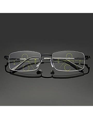 436a1f0fd0 lzndeal gafas de lectura Progressive multifocal Lens presbicia anti fatiga  gafas cuadradas para los aînés gafas