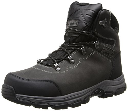 Steel Toe Boot Men's Waterproof Charcoal Mid Work Magnum Austin St7w7T