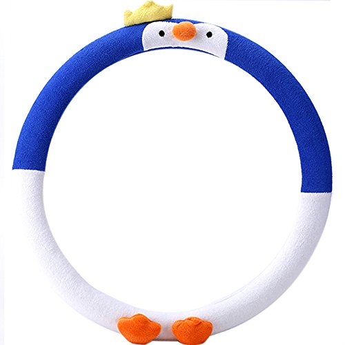 steering wheel covers penguin - 6