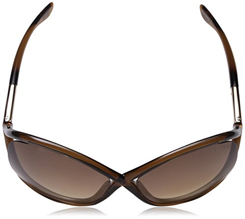 Ford Sonnenbrille Marrón FT0009 Tom Whitney X0Aawq