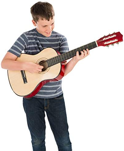 Toyrific TY5905 - Guitarra Acústica Academy of Music: Amazon.es ...