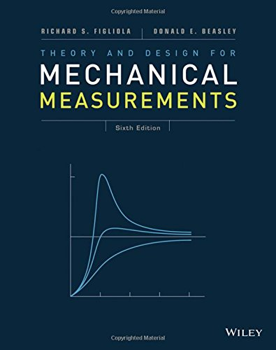 Theory and Design for Mechanical Measurements cover