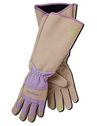 Magid BE195T Bella Women\'s Pro Rose Garden Glove, Medium