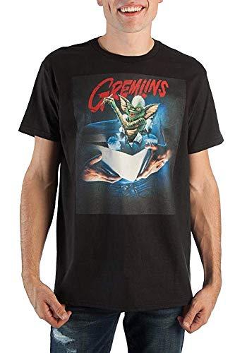 Gremlins Logo Men's Black T-Shirt