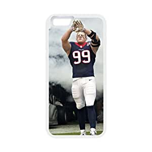 Houston Texans iPhone 6 4.7 Inch Cell Phone Case White persent zhm004_8551092