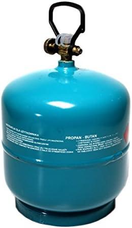 vacías Befüllbare Botella 3 kg de gas propano Gas Butano ...