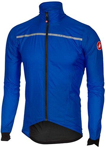 Castelli Superleggera Jacket - Men's Surf Blue, M
