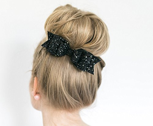 Dealetech Butterfly Clip Hair Pin Claw Barrettes For Women Girl Bow Tie accessories