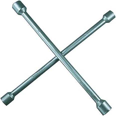Sw Stahl 02200l Radkreuzschlüssel 17 19 22 Mm 13 16 Nach Din 899 Verchromt Polierte Köpfe Baumarkt