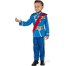 Rubies Costume Child's Royal Prince Costume, Small, Multicolor