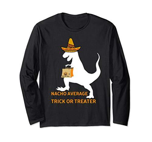 Nacho Average Halloween Dinosaur Trick Or Treat