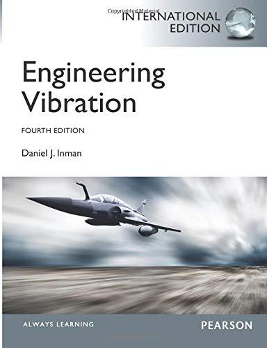 Engineering Vibrations, International Edition