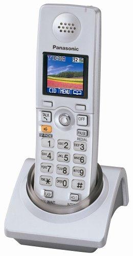 Panasonic KX-TGA571S 5.8 GHz FHSS GigaRange Expandable Digital Cordless Handset